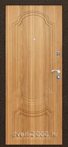 Усиленная дверь У-107