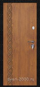 Металлическая дверь ГД-117 - фото 2