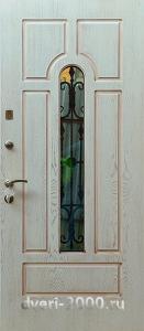 Усиленная дверь У-90