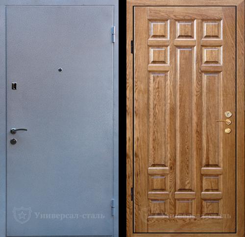 Бронированная дверь Б1 — фото