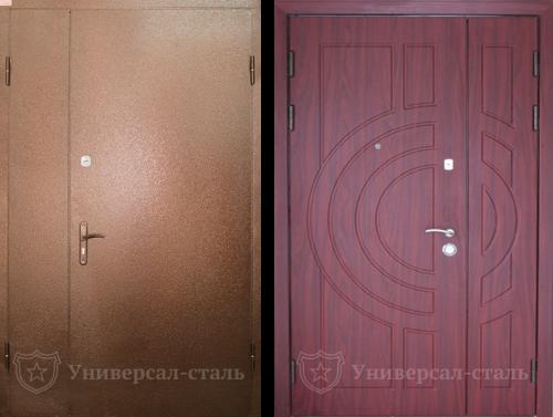 Бронированная дверь Б25 — фото