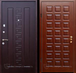 Фото Бронированная дверь Б27