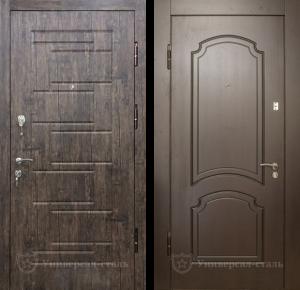 Фото Бронированная дверь Б64