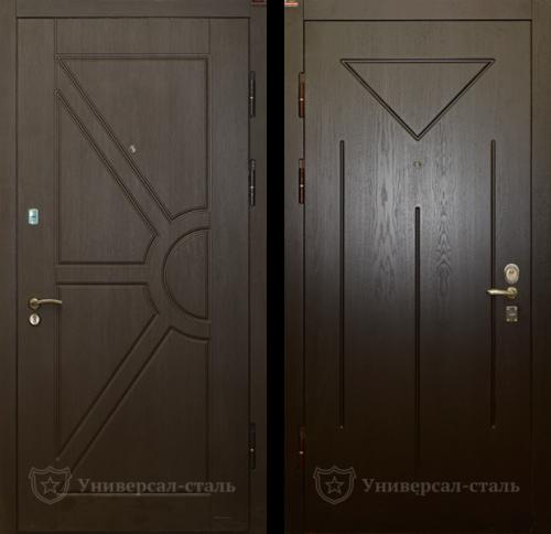 Бронированная дверь Б66 — фото