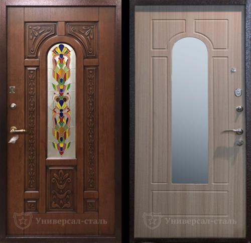 Бронированная дверь Б67 — фото