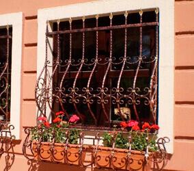 Решетки под цветы