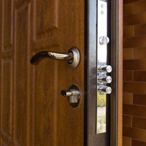 Усиленные двери