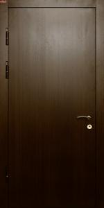 Входная дверь КВ135 вид внутри
