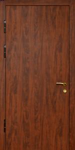 Тамбурная дверь Т71 вид внутри