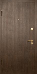 Входная дверь КВ24 вид внутри