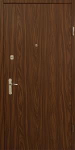 Тамбурная дверь Т71 вид снаружи