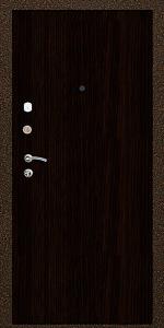 Тамбурная дверь Т72 вид снаружи