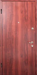 Входная дверь КВ133 вид внутри