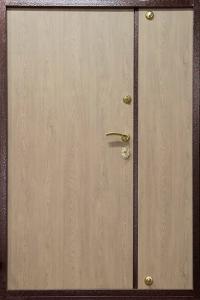 Тамбурная дверь Т75 вид внутри