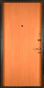 Тамбурная дверь Т50 вид внутри