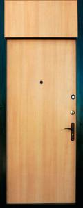 Тамбурная дверь Т74 вид внутри