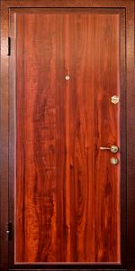 Готовая дверь ГД57 вид внутри