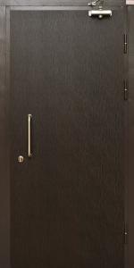 Тамбурная дверь Т69 вид снаружи