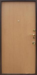 Готовая дверь ГД56 вид внутри