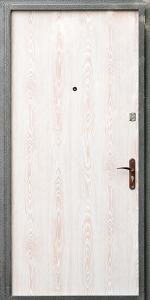 Входная дверь КВ252 вид внутри
