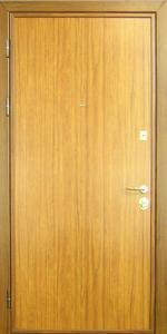 Входная дверь КВ254 вид внутри