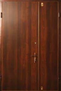 Тамбурная дверь Т111 вид внутри
