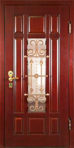 Входная дверь ТР197 вид снаружи