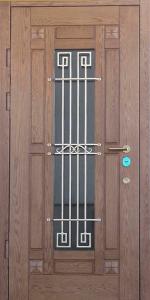 Входная дверь ТР188 вид внутри