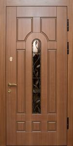 Входная дверь М38 вид снаружи