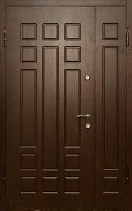 Глухая противопожарная дверь ДМП 02 №24 вид внутри