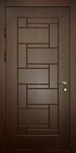 Готовая дверь ГД25 вид внутри