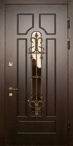 Входная дверь ТР190 вид снаружи