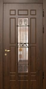 Входная дверь М86 вид снаружи