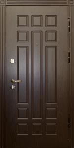 Готовая дверь ГД21 вид снаружи