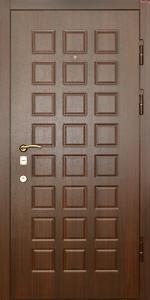 Готовая дверь ГД25 вид снаружи