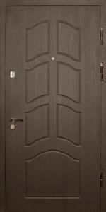 Входная дверь М112 вид снаружи