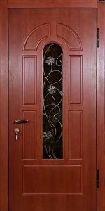 Входная дверь М120 вид снаружи