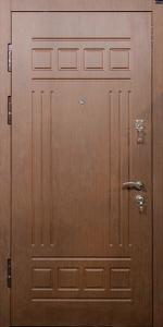 Входная дверь КВ243 вид внутри