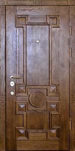 Входная дверь ТР4 вид снаружи