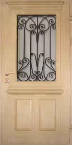 Входная дверь М192 вид снаружи