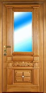 Входная дверь ТР123 вид снаружи