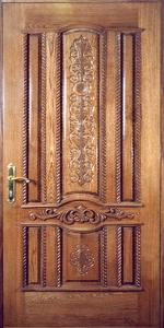 Входная дверь ТР125 вид снаружи