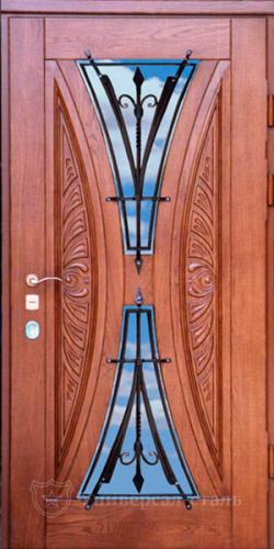 Входная дверь М208 — фото