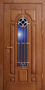 Входная дверь М231 вид снаружи