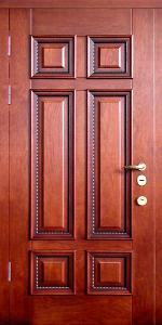 Входная дверь ТР5 вид внутри