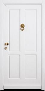 Входная дверь ТР5 вид снаружи
