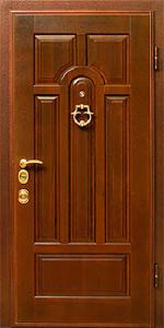 Входная дверь ТР6 вид снаружи