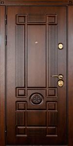 Входная дверь ТР6 вид внутри