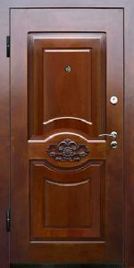 Входная дверь ТР7 вид внутри