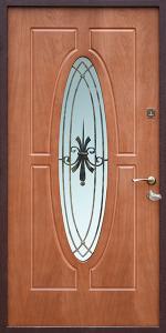 Входная дверь ТР125 вид внутри